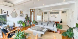 The 1,022 sq ft apartment on Eng Hoon Street that was previously owned by an interior designer, changed hands for $928,000 last November and was leased at $4,000 per month, translating to a rental yield of about 5%